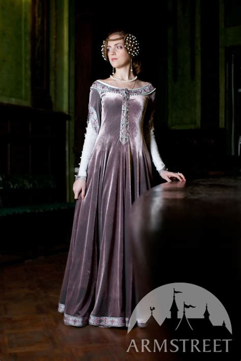 medieval noble dress lady rowena  sale