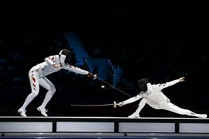Iranian fencers off to S Korea to snare Olympic berth ...