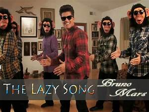Anime Chart 2013 The Lazy Song Bruno Mars Converted Music Letter