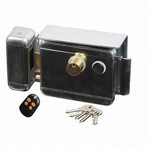Interphone Video Sans Fil Leroy Merlin : gache electrique ~ Dailycaller-alerts.com Idées de Décoration