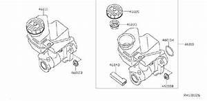 Nissan Maxima Brake Master Cylinder Reservoir Strainer