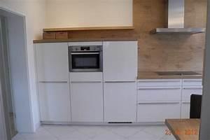 Küchen Weiß Hochglanz : magnolias k che wurde wei hochglanz lack leicht fertiggestellte k chen ~ Markanthonyermac.com Haus und Dekorationen