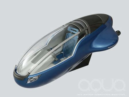 underwater transportation tuvie