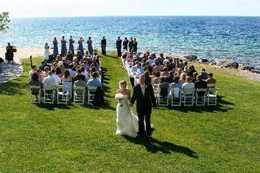 destination weddings celebrated  northern michigan