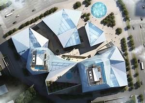 Designs Llc Jinhua Mixed Use Project Bkl Architecture