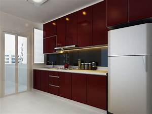 peinture rose cuisine solutions pour la decoration With peinture de cuisine tendance