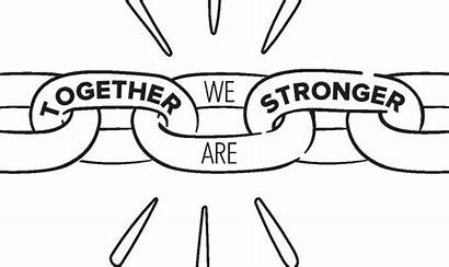 Poster Nhs Together Stronger Support Campaign Covid