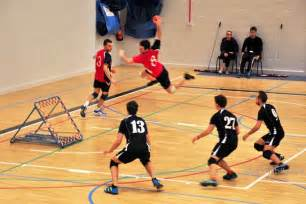 Image result for tchoukball image in cartoon