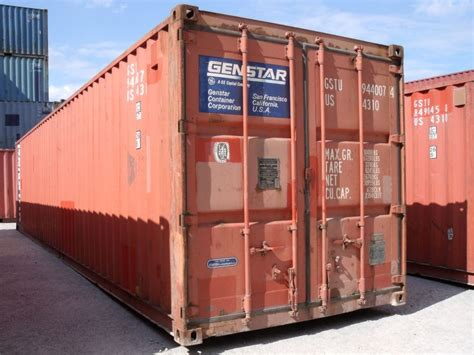 Gebrauchte Seecontainercontainer Kaufen Bei Vicont Trading