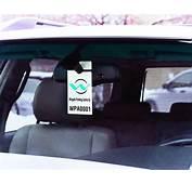 RFID Hang Tag Labels Car Tags