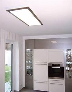 Led Lampen Küche : zeitgem e k chenbeleuchtung mit einem vav led panel 970370 anwendungsbilder der vav led ~ Frokenaadalensverden.com Haus und Dekorationen