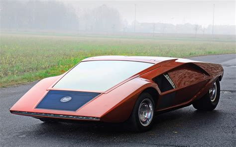 Historic Concept Cars Heading For Auction