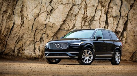 Volvo Xc90 4k Wallpapers by Volvo Introduces Skype To 90 Series Models The Drive