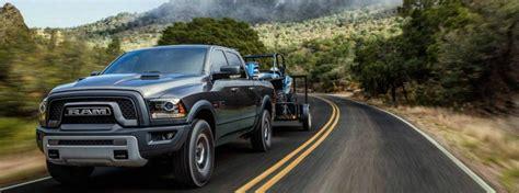 dodge ram  towing capacity  engine specs