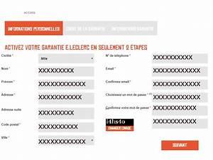 Prix Montage Pneu Leclerc : garantie remboursement int gral cr er mon espace personnel ~ Medecine-chirurgie-esthetiques.com Avis de Voitures
