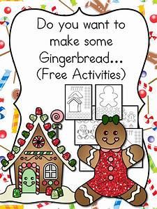 Free Gingerbread Man Cutout Template