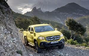 Mercedes X Klasse : mercedes x klasse pick up ja us markt nein ~ Maxctalentgroup.com Avis de Voitures