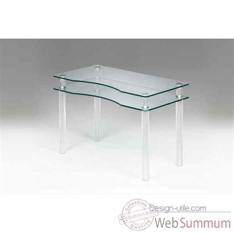 bureau plexiglas bureau design marais dans meuble design marais sur design