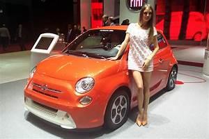 Fiat 500 Hybride : la fiat 500e reconnue meilleure voiture electrique 2013 ~ Medecine-chirurgie-esthetiques.com Avis de Voitures