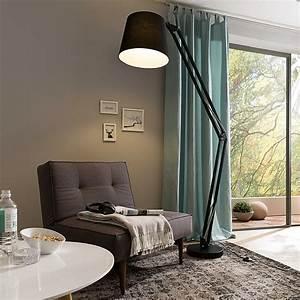 Stehlampe Für Wohnzimmer : stehlampen und leuchten segm ller onlineshop ~ Frokenaadalensverden.com Haus und Dekorationen