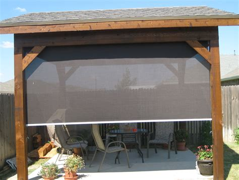 outdoor blinds for porch home depot home design ideas