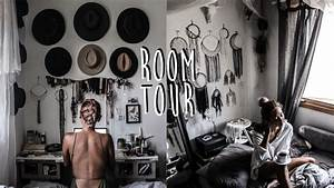 Room Tour Tumblr AF Bohemian Decor YouTube