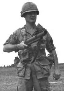 Vietnam War Grenade Launcher