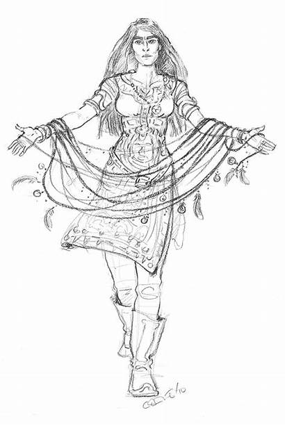 Fantasy Adults Adult Coloring Pages Colouring Explicit