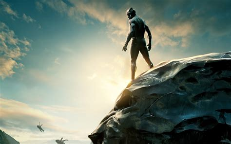 Black Panther 2018 4k Wallpapers