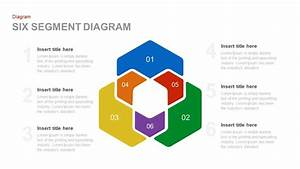 6 Segments Powerpoint Diagram Template And Keynote