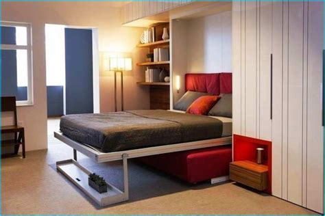 Ikea Murphy Bed With Desk   Southbaynorton Interior Home