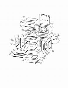 Fisher  U0026 Paykel Od301 Electric Wall Oven Parts