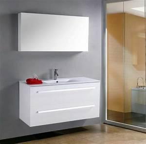 Grand Meuble Salle De Bain : megeve grand meuble simple vasque de salle de bain contemporain picclick fr ~ Teatrodelosmanantiales.com Idées de Décoration