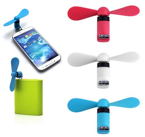 phone cooling smart phone cooling fan gadget