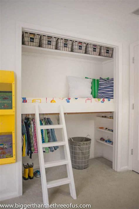closet reading loft reveal bigger