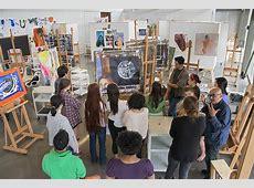A Vibrant New Center for Studio Art Pomona College in