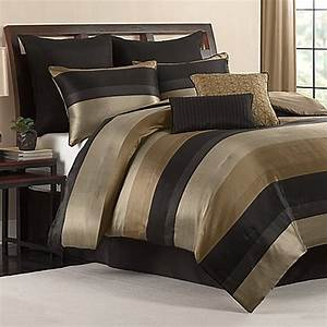 Buy hudson 8 piece california king comforter set from bed for California king comforter sets bed bath and beyond