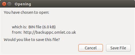 Gui Downloading Bin File