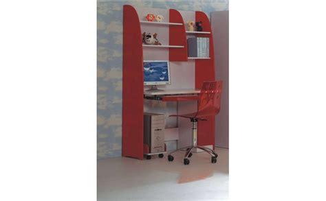 buy red study table  children   kidskouchcom