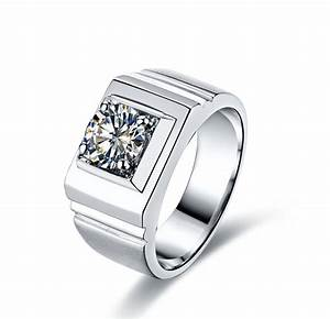aliexpresscom buy 1ct grains men jewelry round cut With who buys the man s wedding ring