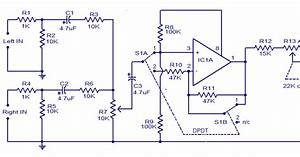 Tl072 Car Subwoofer Filter Circuit