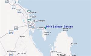 Mina Salman Bahrain Tide Station Location Guide