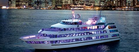 Music Boat Cruise Nyc by Nyc Harbor Party Cruises Hornblower Cruises New York