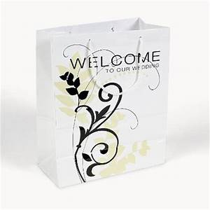 wedding welcome bag essentials mid south bride With welcome to our wedding gift bags