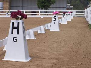 dressage letters With dressage arena letters for sale