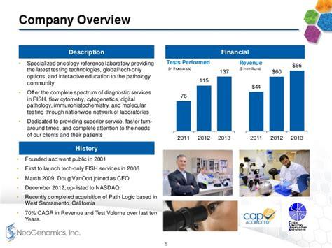 Neo company overview presentation 2014 11 07