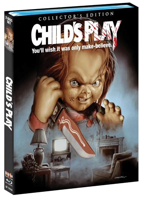 contest win childs play collectors edition  blu ray