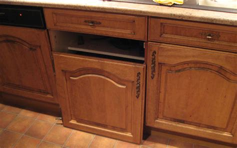 broken kitchen cabinet door repairs to or damaged cabinets doors kicker 4921