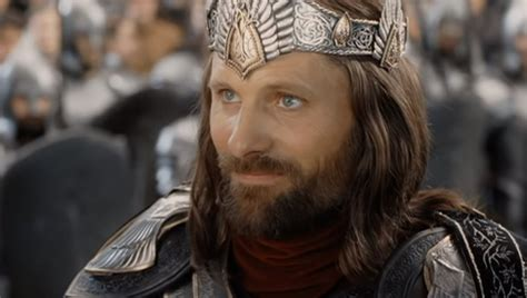 Lord of the Rings: Deleted Aragorn Flashback Scene ...