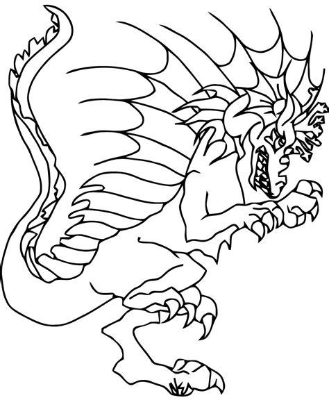 dessins de monstre monde fantastique
